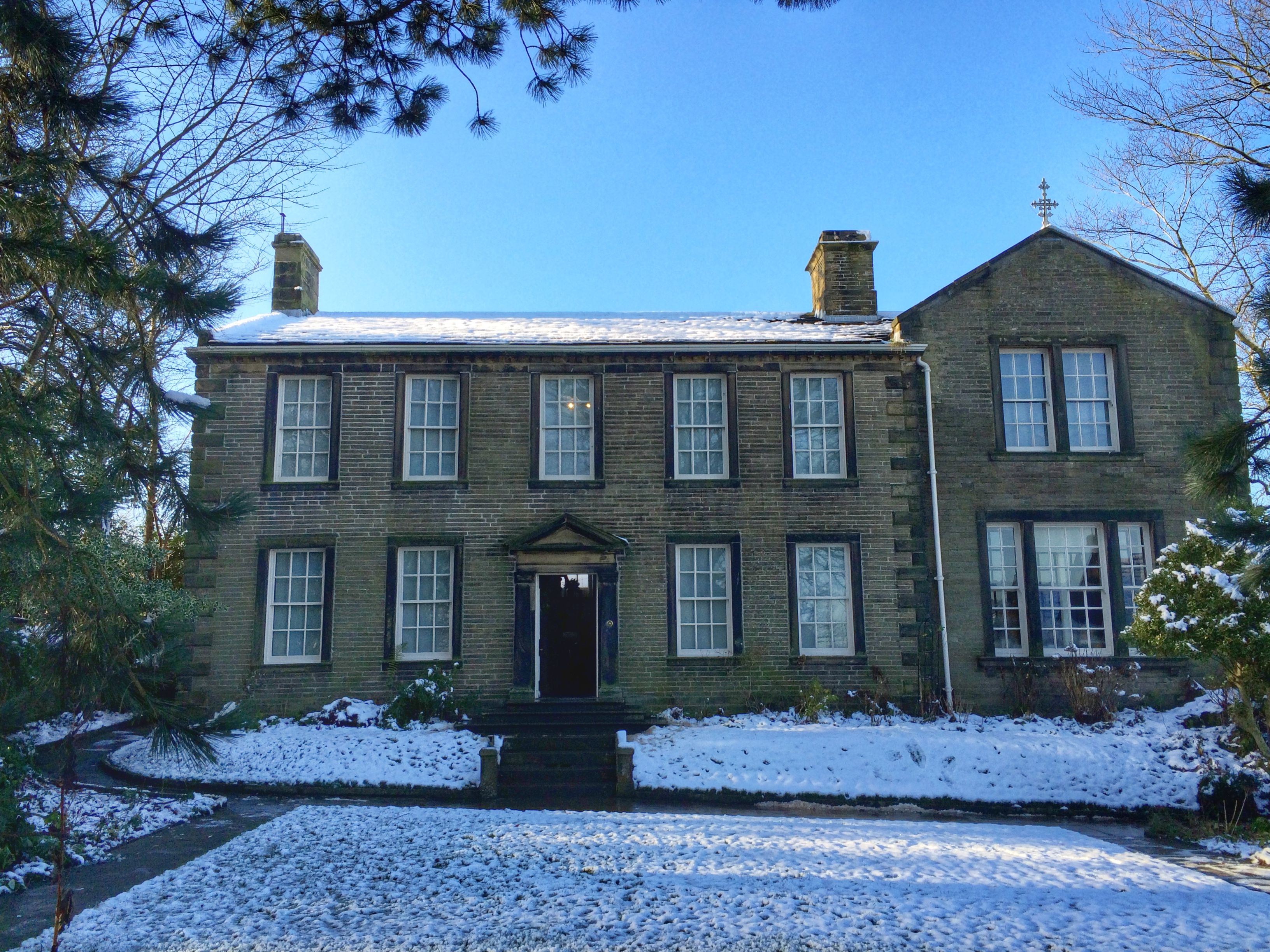 Haworth And The Bront 235 Parsonage Cosy Life