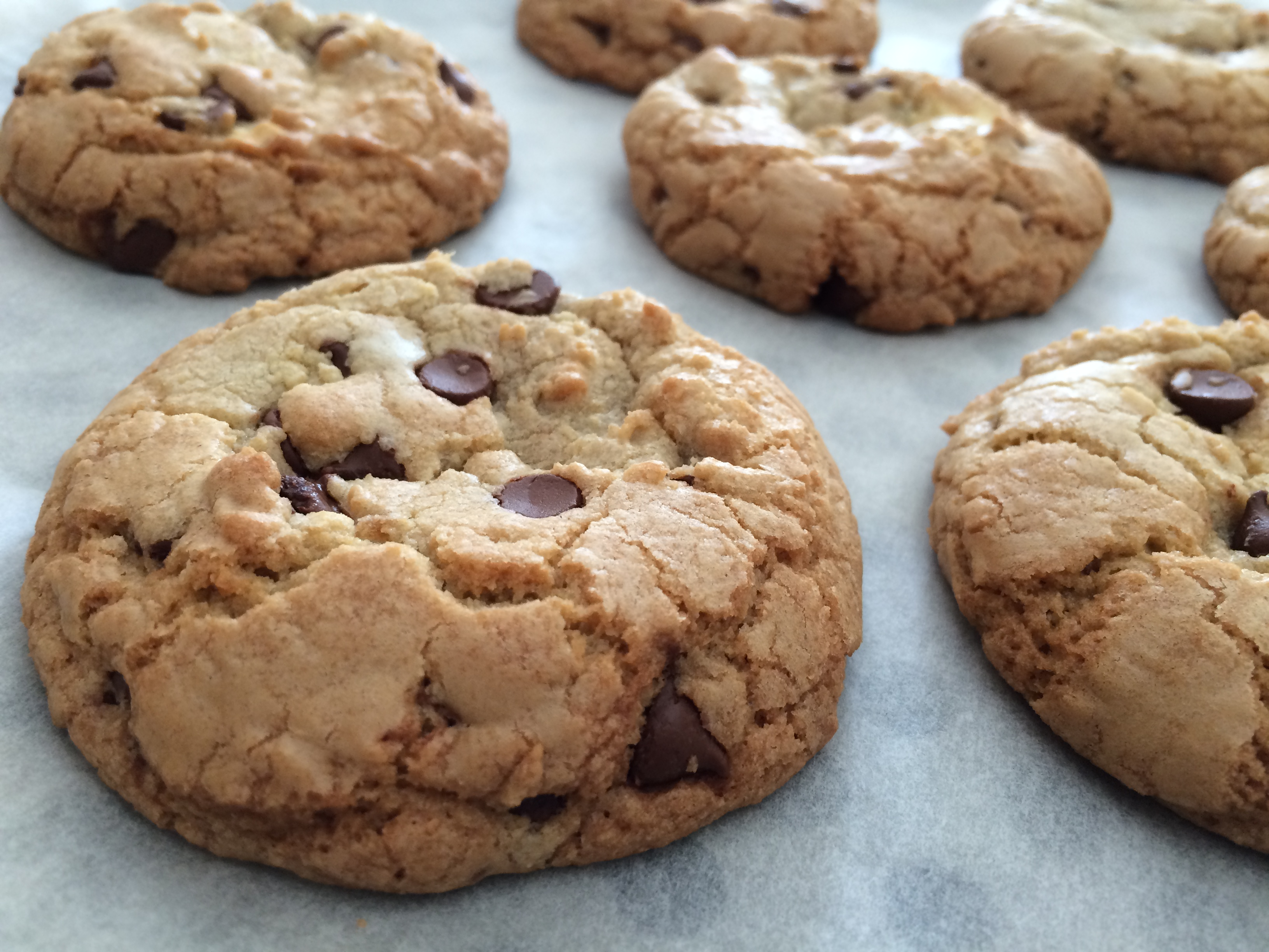 Chocolate Chip Cookie Recipe Without Brown Sugar Uk