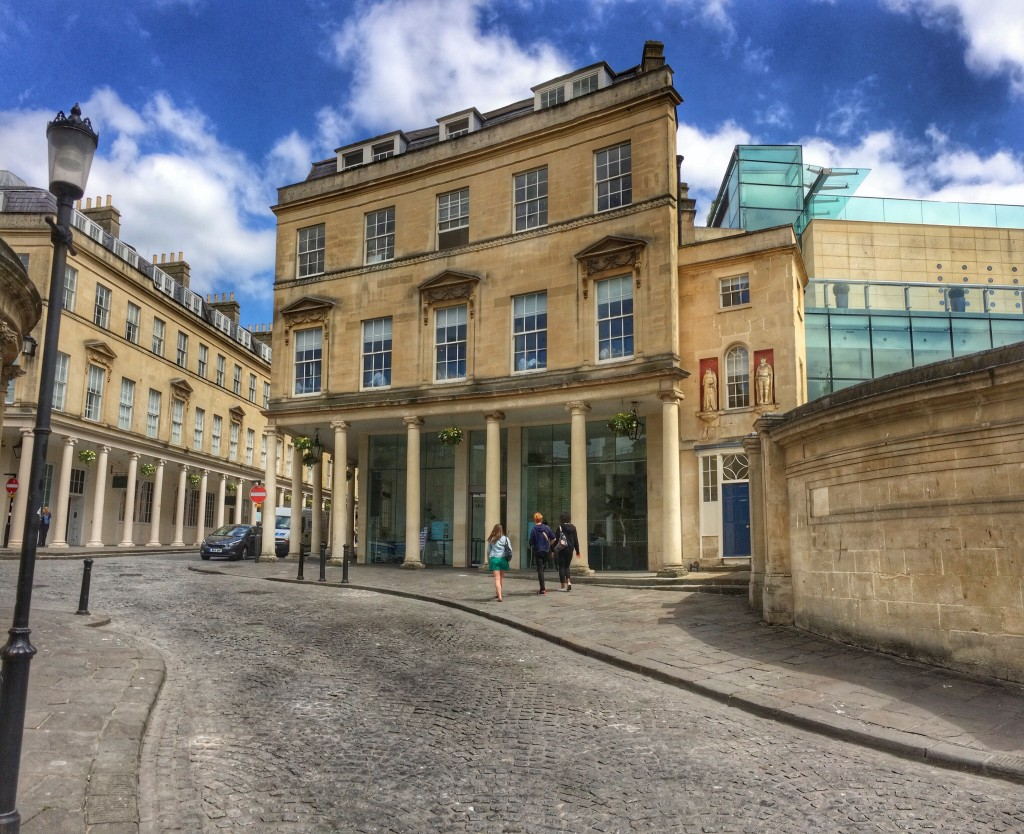 Taking the waters at Thermae Bath Spa | Cosy Life