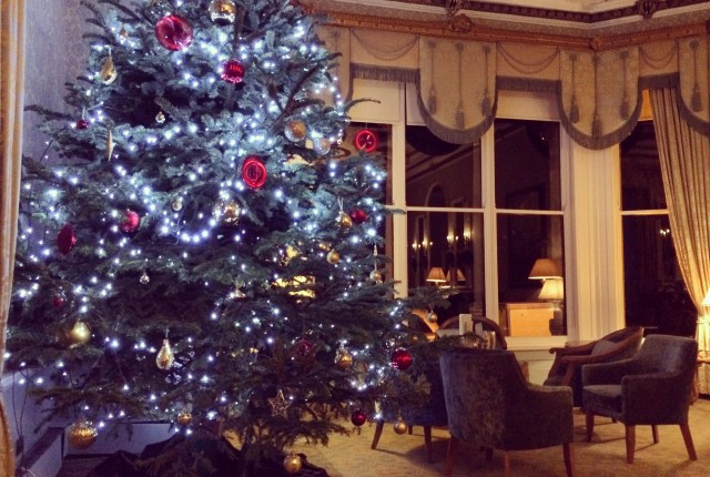 Christmas at Ettington